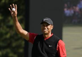 tiger woods determined to compete in 2020 olympics