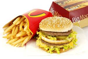 mcdonalds is selling 99p big macs and giving away free fries