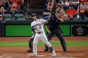 skip bayless: alex bregman cost houston game 6 by igniting nationals with home run celebration
