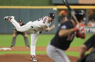 the latest: verlander won't be available for game 7