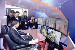 The 2019 New Growth Drivers Qingdao Fair showcases advanced technologies