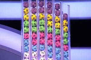 uk national lottery: results for lotto and thunderball on wednesday, october 30