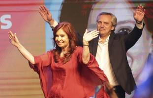 return of peronism - and cristina - raise hopes in argentina