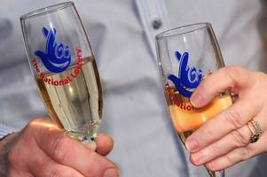 jackpot estimated to soar to £10.9m after no-one claims wednesday national lottery numbers