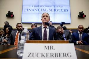 Ignore Zuckerberg's self-serving rubbish. Facebook must be regulated