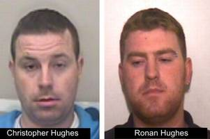 essex police 'speak with fugitive ronan hughes via telephone' amid manhunt over 39 lorry deaths