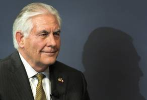 rex tillerson denies exxon misled investors over climate risks