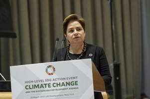 un confirms madrid as new location for climate summit