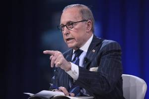 update 2-white house will look 'very carefully' at peugeot, fiat chrysler deal -kudlow