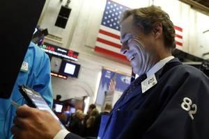 U.S. stocks rally on strong jobs data