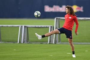 chelsea fans noticed what happened to ethan ampadu after finally making his rb leipzig debut