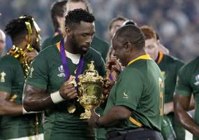 england vs south africa: rugby world cup victory shows 'we can achieve anything' says siya kolisi