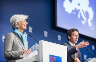 lagarde takes over as president of european central bank