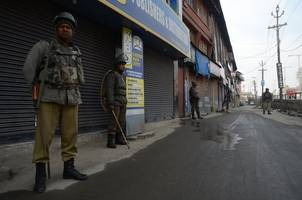 UNSC has no plans to take up Kashmir issue: President