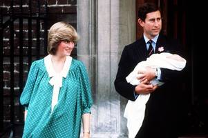 the crucial secret princess diana refused to tell prince charles while pregnant with harry