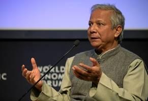 bangladesh grants bail to nobel laureate mohammad yunus