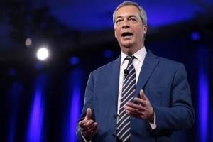 nigel farage rules out fresh bid to become mp at general election