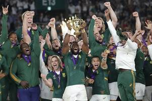 'we are a special country': south africa hopes world cup win can bring unity
