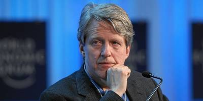 robert shiller's 'irrational exuberance' predicted the housing and dot-com crises. he told us why another book he recently read makes a 'decisive case' for the next one.