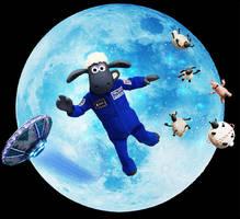 ESA's new 'Farmageddon' collection with Shaun the Sheep
