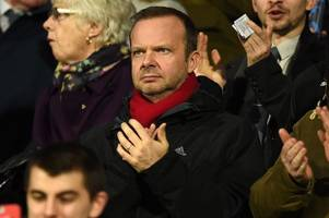 man utd's ed woodward dodges bournemouth loss to watch rugby world cup final in japan