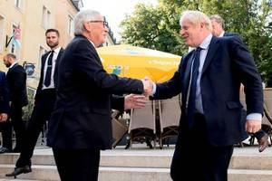 juncker: boris johnson told 'so many lies' in eu referendum campaign
