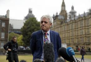 speaker candidates await their fate as mps prepare to choose bercow's successor