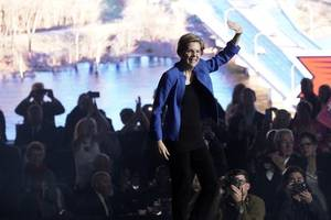 was sen. warren's so-called villification of the rich misguided or on the mark?