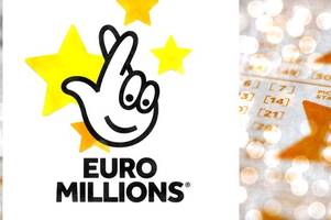 euromillions results: tuesday november 5 winning national lottery numbers