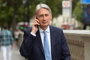 philip hammond quits as mp ahead of 2019 general election