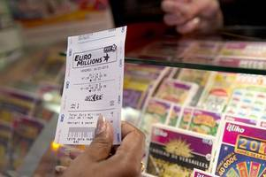 euromillions live: winning numbers for £74m national lottery draw tonight