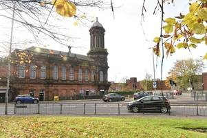 kilmarnock palace theatre could close for a year of repairs due to crumbling stonework