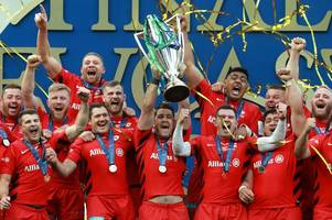Saracens docked 35 Premiership points and fined £5m in bombshell ruling that's rocked rugby