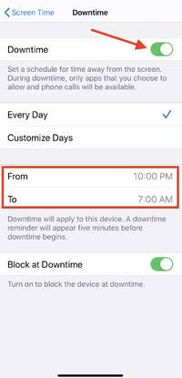 How to limit screen time on your iPhone by locking addictive apps or using a 'Downtime' feature