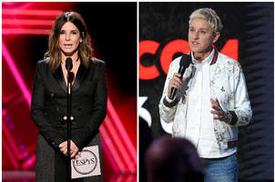Ellen DeGeneres, Sandra Bullock Sue 100 Anonymous Individuals Over Fake Endorsements