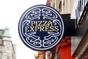 pizza express addresses restaurant closure fears and £1.1billion debt