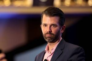 donald trump jr.: my dad can't be 'racist' because he let me play video games ...