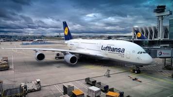 lufthansa crew strike to result in 1,300 canceled flights