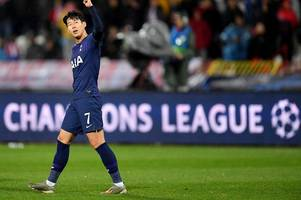 gary lineker praises son heung-min after classy celebration dedicated to everton's andre gomes