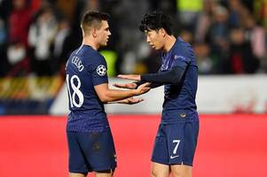 the tottenham verdict as giovani lo celso shows spurs what they have been missing and son shines