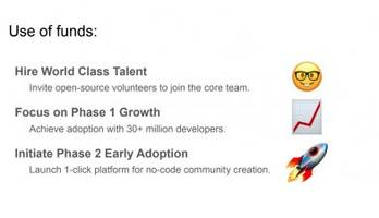 Here's the pitch deck the founders of DEV used to raise $11.5 million to build the Facebook for software developers