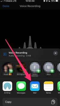 How to save audio messages on your iPhone and change your settings so audio messages stop deleting after 2 minutes