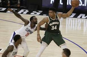 Bucks hold off Clippers 129-124 for 4th win in a row