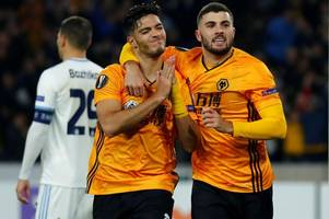 wolves secure crucial europa league win over slovan bratislava at molineux