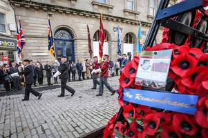 Remembrance Sunday events in Cornwall