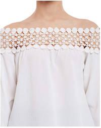shloka mehta's off-shoulder white top is ruling the internet, buy now