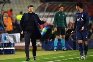 the key decision mauricio pochettino made in belgrade - and it wasn't his giovani lo celso call
