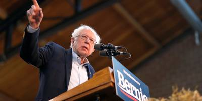 Bernie Sanders ramps up criticism of Elizabeth Warren's Medicare for All plan, calling it 'quite a hit' for average workers