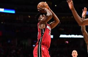 Jimmy Butler explodes for 34 points in 124-108 win over Suns