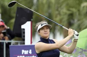 green tied for lead with suzuki at lgpa's japan classic